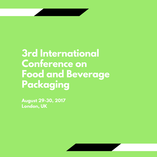 3rd International conference on Food and Beverage Packaging