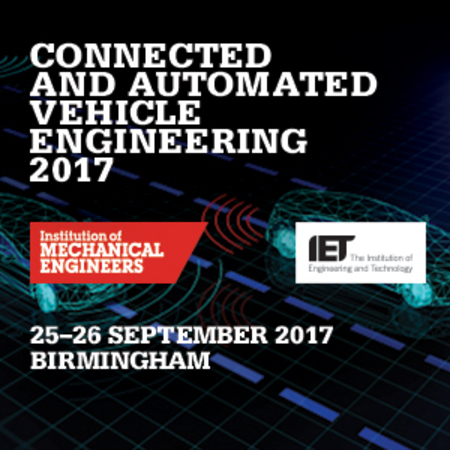Connected and Automated Vehicle Engineering 2017